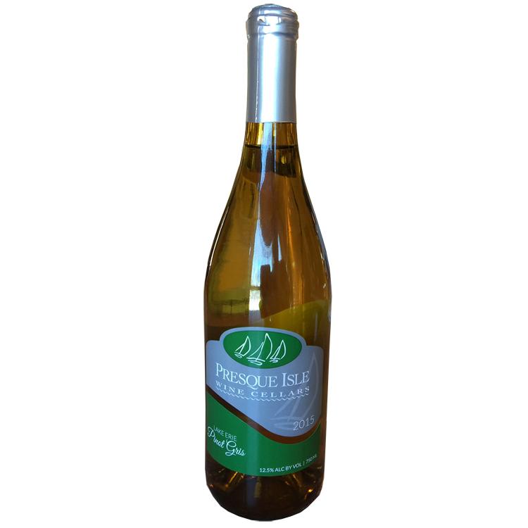 2015 Pinot Gris / Pinot Grigio Dry White Wine