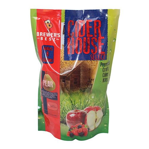 Cider Making Kit: Pear Cider (Cider House Select)