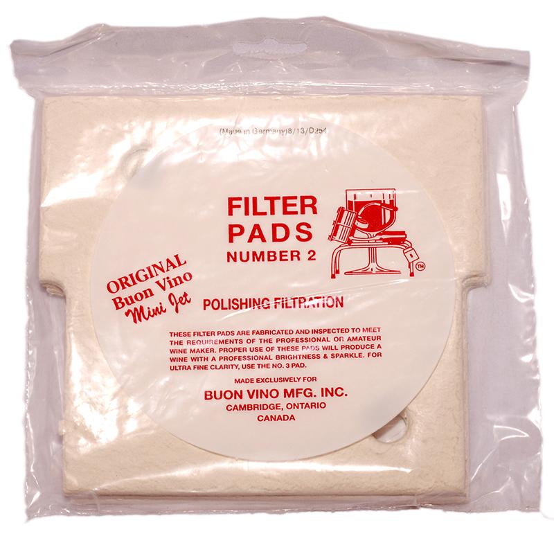 buon vino filter instructions