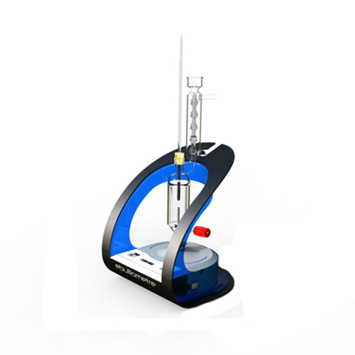 Electric ebulliometer with electronic probe for winemaking. Dujardin-Salleron brand
