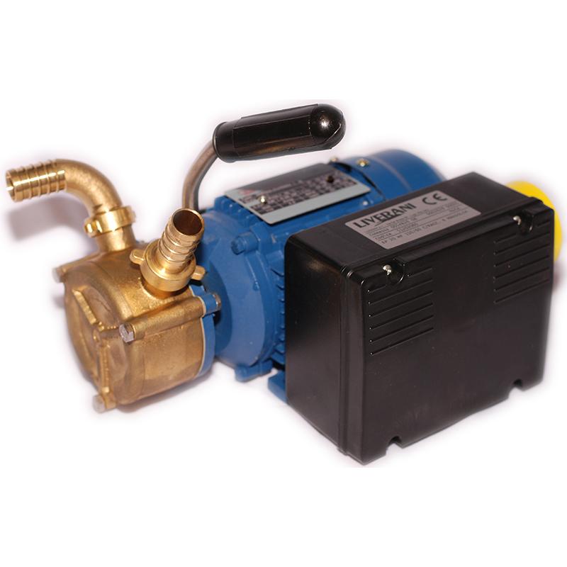 Wine Pump- Mini-C 3/4 Brass Pump | Winemaking Supplies