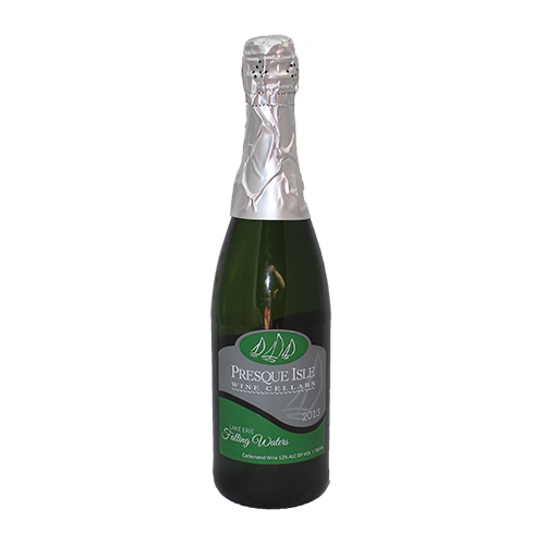 Sparkling Wine Champagne Falling Waters 2013 Sweet white wine