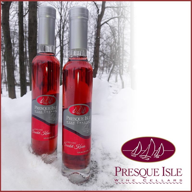 Scarlet Kisses Ice Style Wine
