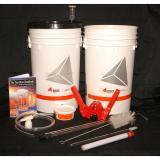 PIWC Beginner's Basic Beer Brewing Kit: Beer making Supplies