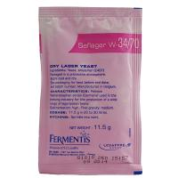 Fermentis SafLager W-34/70 Lager Yeast: Home Beer Brewing