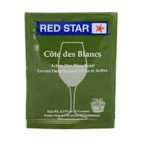 Wine Yeast Red Star Cote des Blanc for mead, cider, fruit | Winemaking Supplies