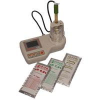 pH Meter Hanna Instruments Model 208 | Wine making Supplies