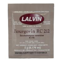 Wine Yeast Lalvin Bourgovin (RC212) for heavy bodied red wines | Winemaking Supplies