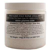 Sparkolloid Powder Fining Agent for clarifying wine | Winemaking Supplies and Additives