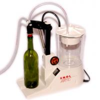 Vacuum Wine Bottle Filler | Commercial Wine making Supplies