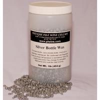 Wine Bottle Sealing Wax Beads Silver   Wine making Supplies