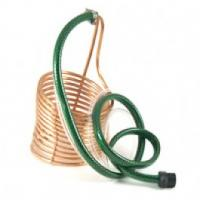 Premium Wort Chiller to cool beer and ale | Beer Brewing Supplies