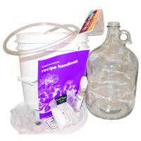 One Gallon Winemaking Kit for Small Batches