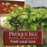 Local juice for winemaking Lake Erie