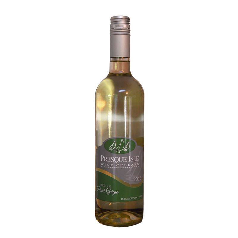 2016 Pinot Grigio White Wine