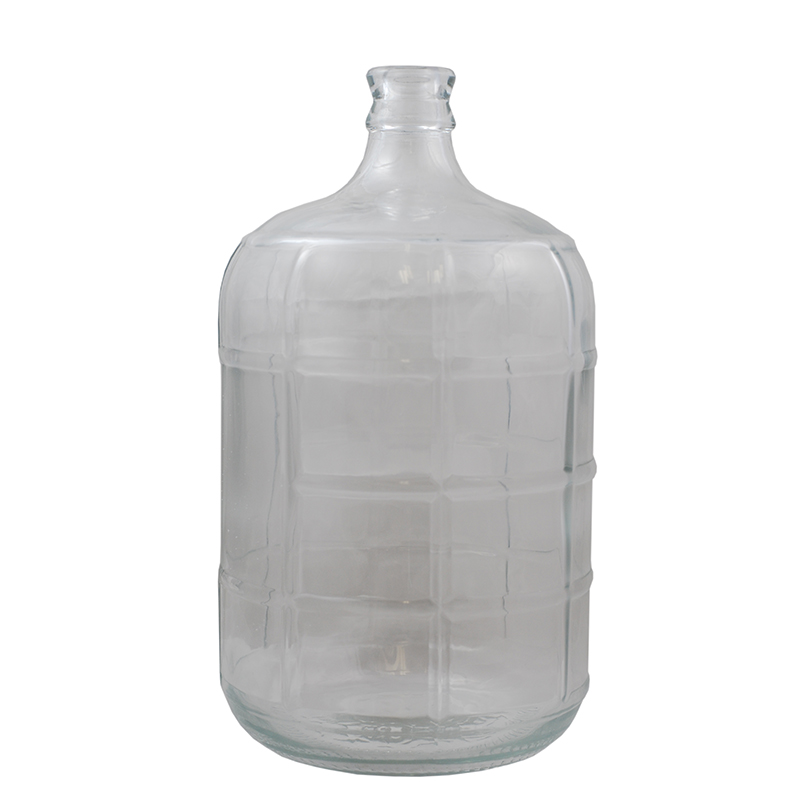 Winemaking Glass Carboy Italian 5 Gallon Fermenter | Wine making Supplies
