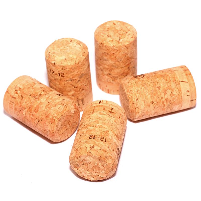 Champagne Cork: 3 piece | Winemaking Supplies