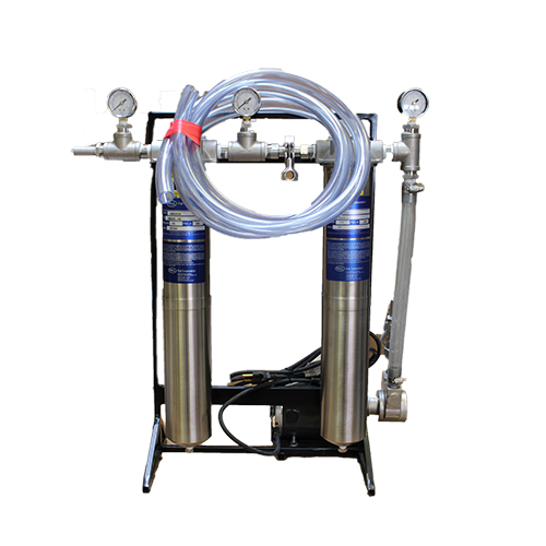 Wine Filtering Units used in Commercial Wine making