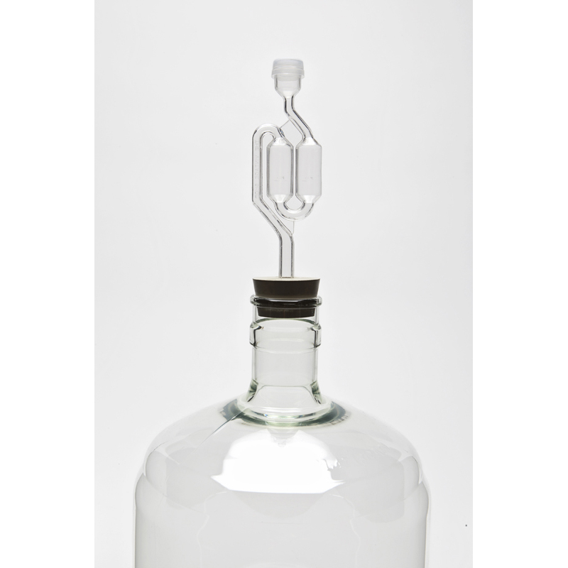 Plastic Bubble Air Lock for carboy