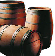 French Oak Wine making Barrels Mercier