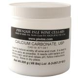 Calcium Carbonate Powder, USP: Commercial Bulk Size   Chemicals and Additives for Wine making