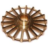 Replacement Impeller for Bronze Mini-C Wine Pump | Winemaking Supplies
