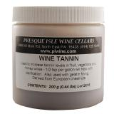 Natural Tannin Powder Fining and Clarifying Agent   Winemaking Supplies