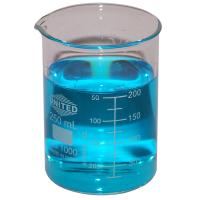 Glass Beaker Labware 250 mL Heavy Duty: Winemaking Supplies