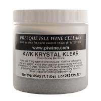Bentonite Powder, Volclay KWK Krystal Klear: Wine making Additives and Chemicals