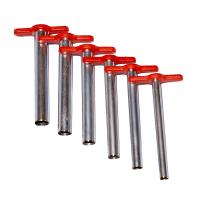 Cork Borer Set of 6 for rubber bungs and cork- all the sizes you need   Wine making Supplies