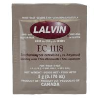 Wine Yeast Lalvin Ec 1118 For White Or Red Winemaking Supplies