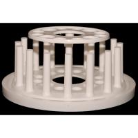 Labware Circular Test Tube Holder for testing wine samples | Winemaking Supplies