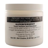 SuperFerment Wine Yeast Energizer and Nutrient Powder | Winemaking Supplies