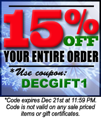 Save 15% on Winemaking Supplies, Wine and more!