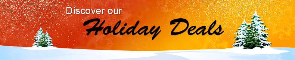 click here for holiday savings