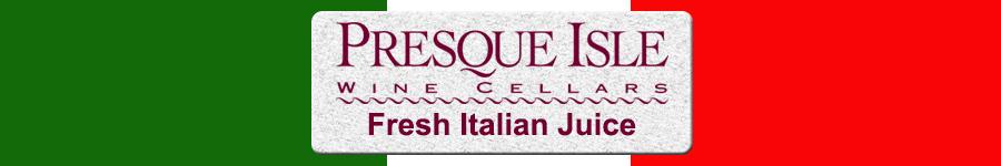 Purchase Fresh Italian Grape Juice for Homemade Wine