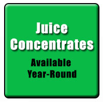 juice concentrate available year round