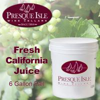 Juice for Winemaking from California