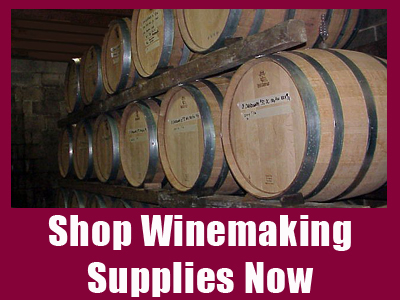 Shop Commercial Winemaking Supplies